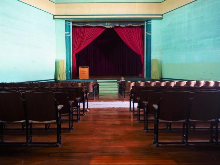 Thumberstone - Théâtre