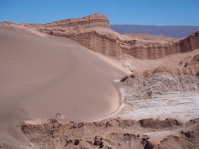 Duna Mayor - Valle de la Luna