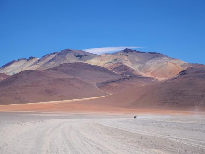 Altiplano - attends je prends mon pinceau