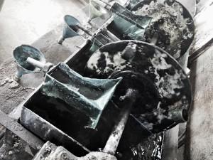 Séparation des minerais