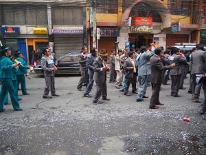 La Paz un dimanche après-midi