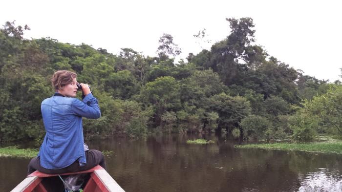 L'Amazonie le Paradis