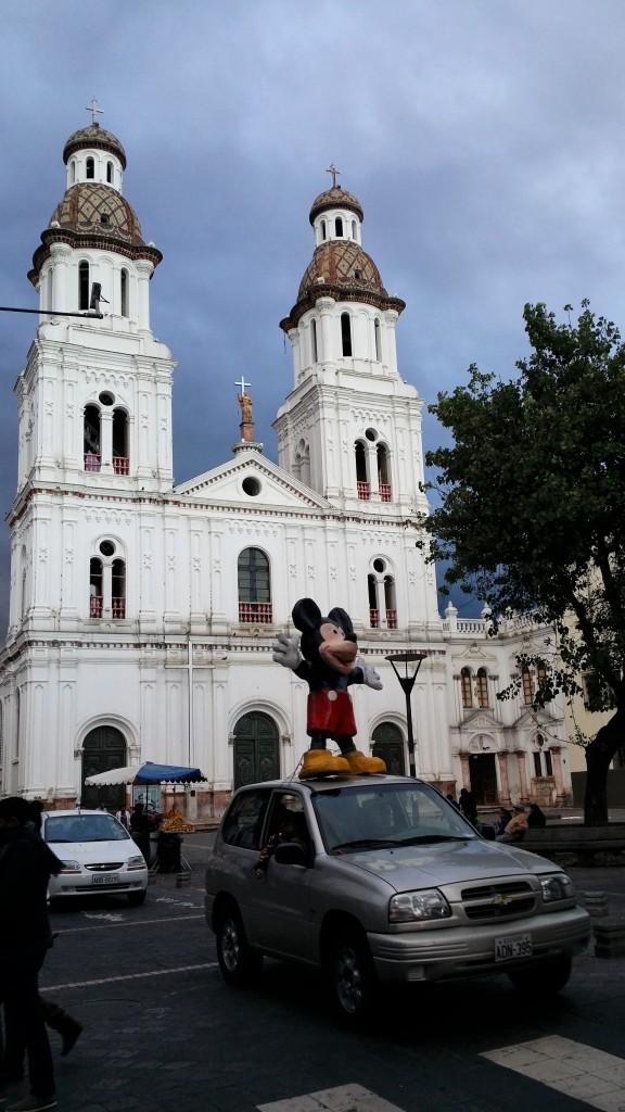 Año Viejo - Cuenca