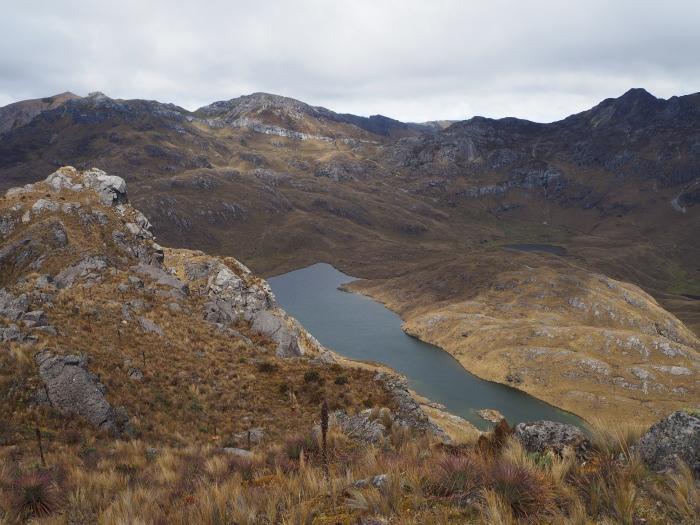 Parque Nacional Cajas - Lagune