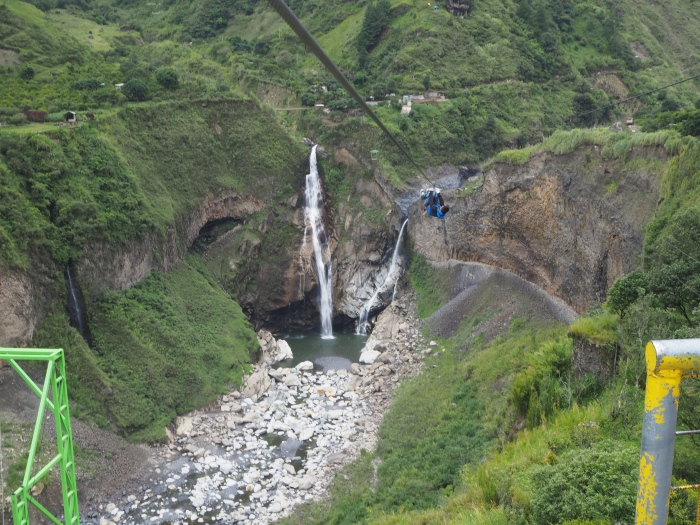 Ruta de las Cascadas - Baños