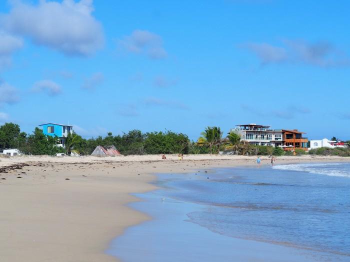 Plage - Puerto Villamil