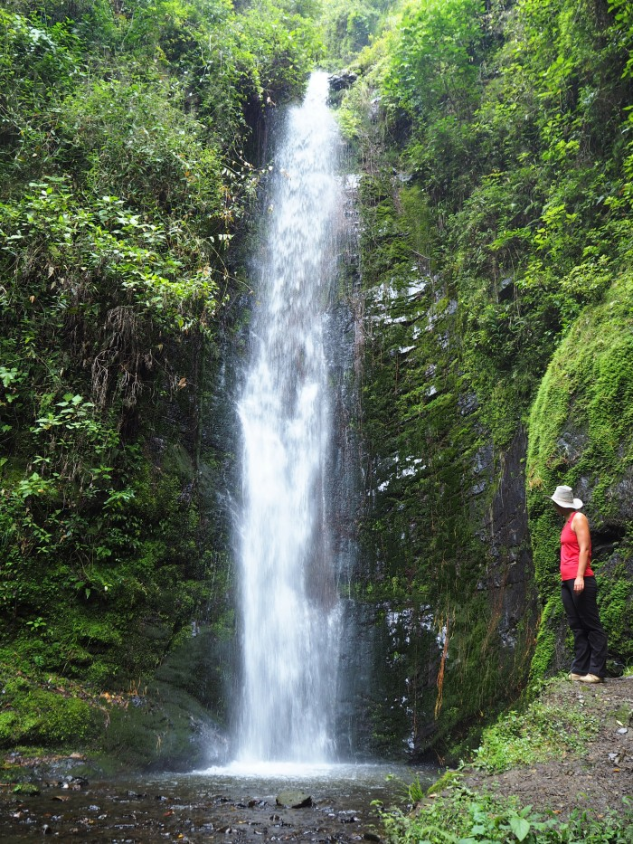 Cascade - Vilcabamba