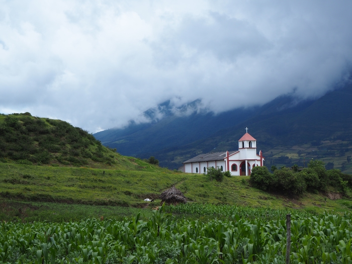 Autour d'Otavalo