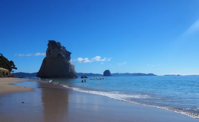 Thailande ou pas Thailande? Cathedral Cove