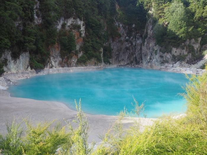 Inferno Crater Lake - Waimangu