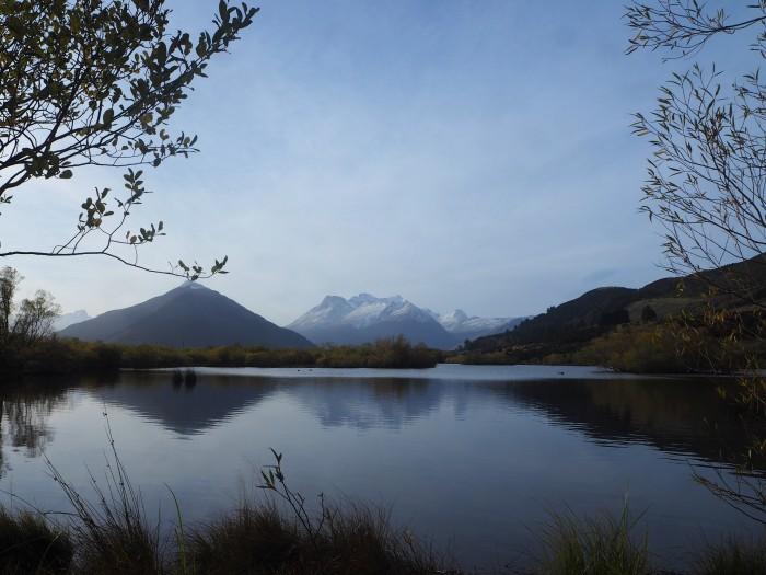 Lagon de Glenorchy