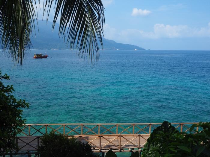 Panuba Bay, Tioman