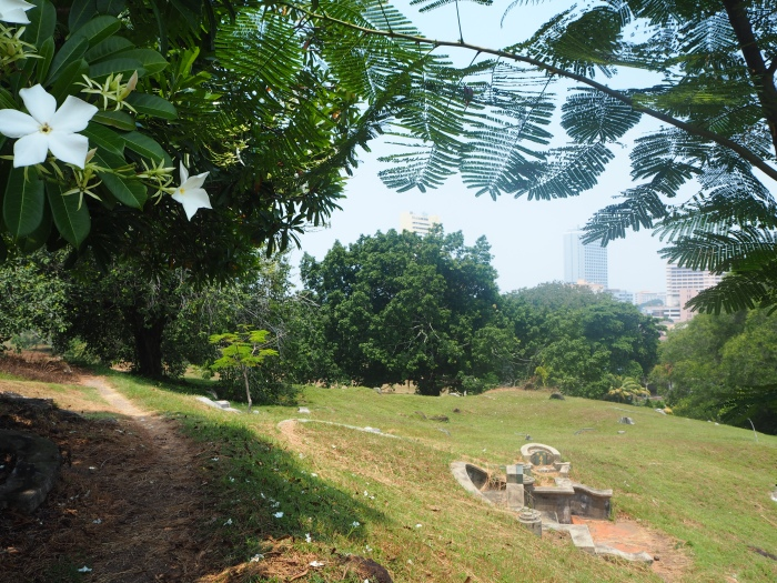 Bukit Cina - Melaka